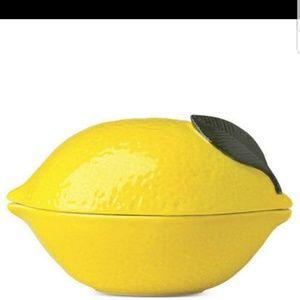 KATE SPADE Lenox With a Twist Covered Bowl.  NIB